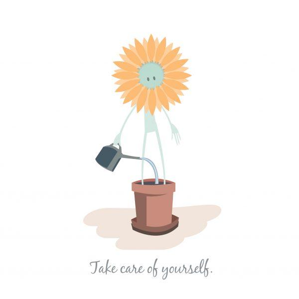 take-care-of-yourself-illustrated-greetings-card-matt-witt-illustration