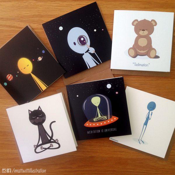 meditation-greetings-cards-6-pack-mattiwtt-illustration