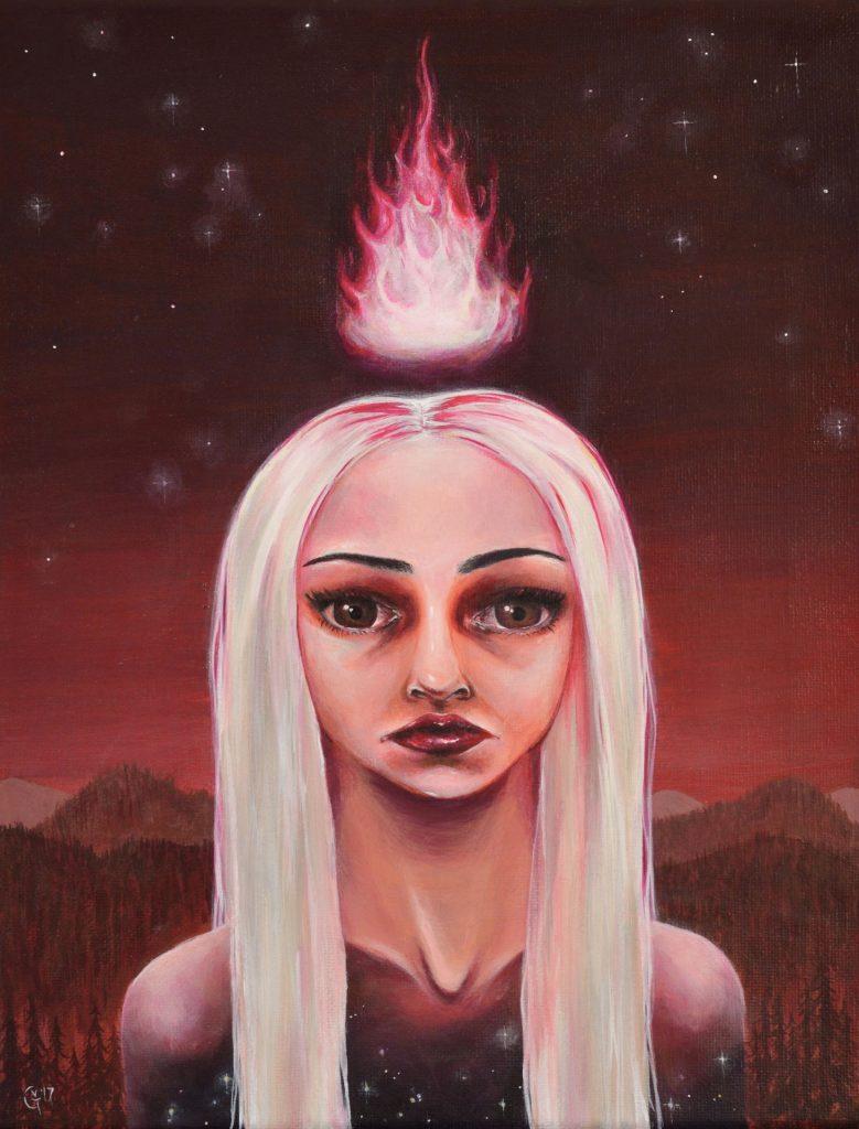 Jessica Vorheis - Spirit