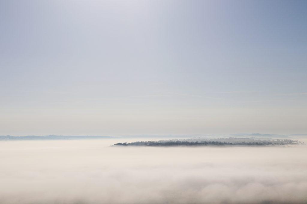 The Mists of Avalon - Glastonbury Tor - Matt Witt May 2018