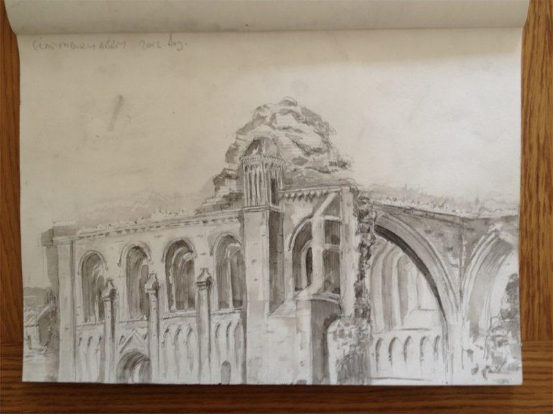 Day 12 - Abbey