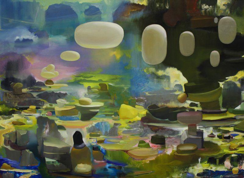 Protoformic Landscape - Conor Fagan