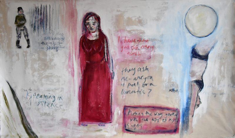 Silent Cacophony - Sarah Nabarro