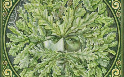 Melanie Brear - Green Man