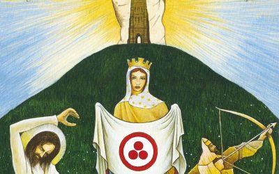Yuri Letch - William Blake and the Glastonbury Gnosis - Cover