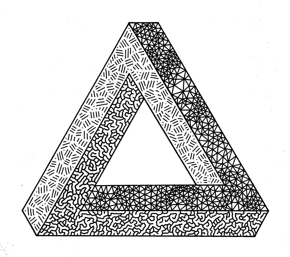 Alaric Hobbs - Impossible Triangle