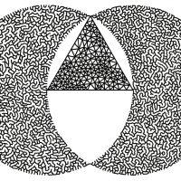 Alaric Hobbs - Pythagorus circle