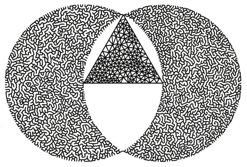 Alaric Hobbs - Pythagorus circle-wide