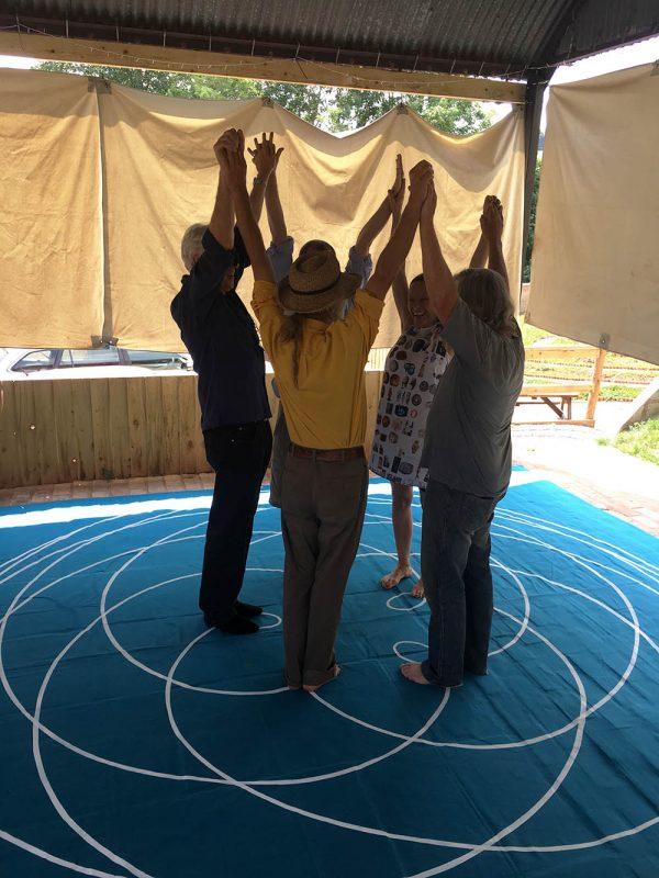 Jane Embleton and Mandy Pullen - Dance of Venus workshop